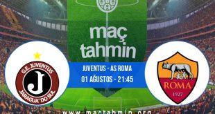 Juventus - AS Roma İddaa Analizi ve Tahmini 01 Ağustos 2020