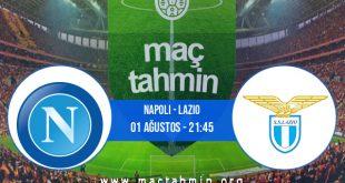 Napoli - Lazio İddaa Analizi ve Tahmini 01 Ağustos 2020