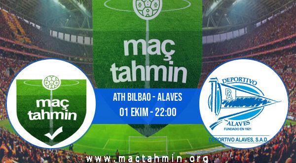 Ath Bilbao - Alaves İddaa Analizi ve Tahmini 01 Ekim 2021