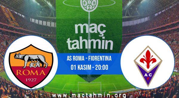 AS Roma - Fiorentina İddaa Analizi ve Tahmini 01 Kasım 2020