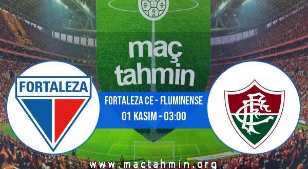 Fortaleza CE - Fluminense İddaa Analizi ve Tahmini 01 Kasım 2020