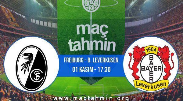 Freiburg - B. Leverkusen İddaa Analizi ve Tahmini 01 Kasım 2020