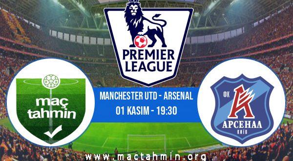 Manchester Utd - Arsenal İddaa Analizi ve Tahmini 01 Kasım 2020