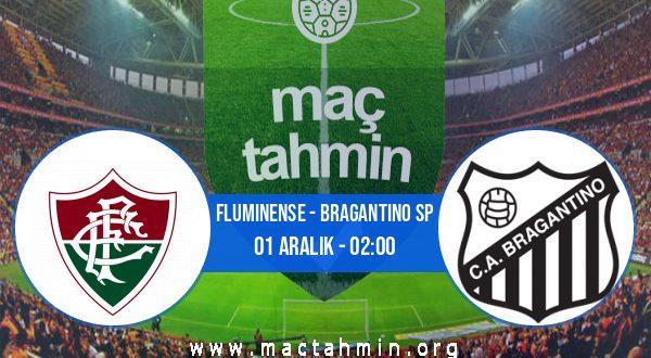 Fluminense - Bragantino SP İddaa Analizi ve Tahmini 01 Aralık 2020