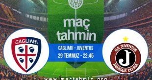 Cagliari - Juventus İddaa Analizi ve Tahmini 29 Temmuz 2020