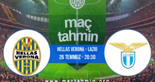 Hellas Verona - Lazio İddaa Analizi ve Tahmini 26 Temmuz 2020