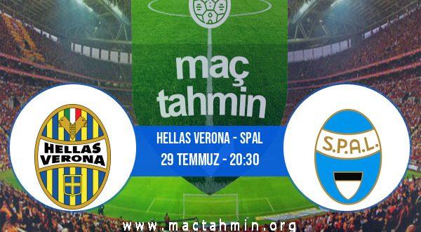 Hellas Verona - SPAL İddaa Analizi ve Tahmini 29 Temmuz 2020
