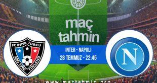 Inter - Napoli İddaa Analizi ve Tahmini 28 Temmuz 2020