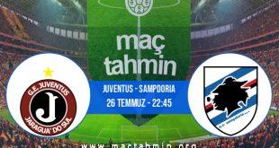 Juventus - Sampdoria İddaa Analizi ve Tahmini 26 Temmuz 2020