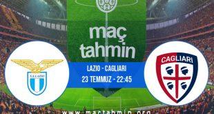 Lazio - Cagliari İddaa Analizi ve Tahmini 23 Temmuz 2020
