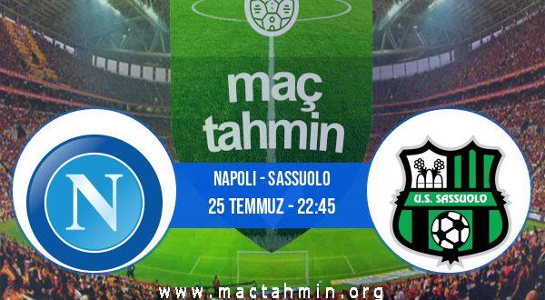 Napoli - Sassuolo İddaa Analizi ve Tahmini 25 Temmuz 2020