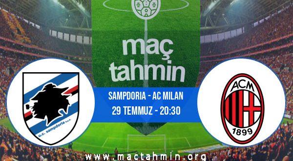 Sampdoria - AC Milan İddaa Analizi ve Tahmini 29 Temmuz 2020