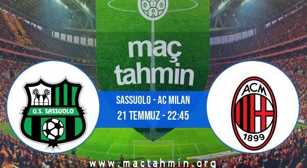 Sassuolo - AC Milan İddaa Analizi ve Tahmini 21 Temmuz 2020