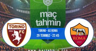 Torino - AS Roma İddaa Analizi ve Tahmini 29 Temmuz 2020