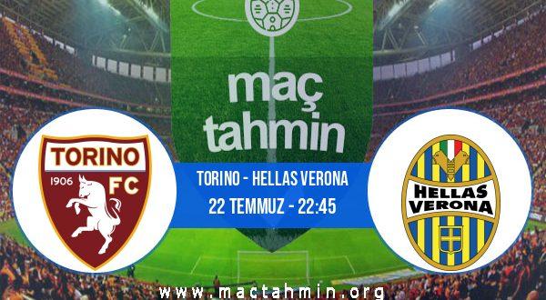 Torino - Hellas Verona İddaa Analizi ve Tahmini 22 Temmuz 2020