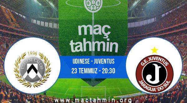 Udinese - Juventus İddaa Analizi ve Tahmini 23 Temmuz 2020