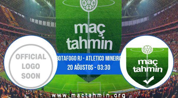Botafogo RJ - Atletico Mineiro İddaa Analizi ve Tahmini 20 Ağustos 2020