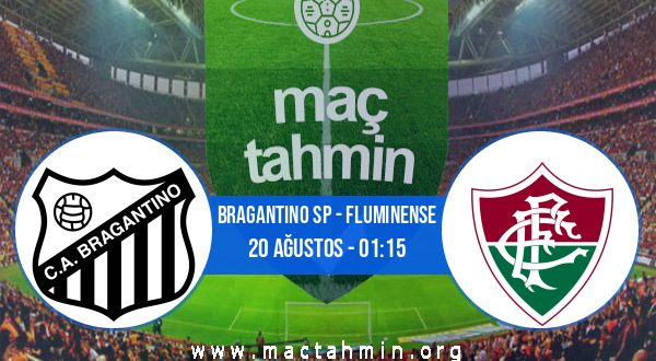 Bragantino SP - Fluminense İddaa Analizi ve Tahmini 20 Ağustos 2020