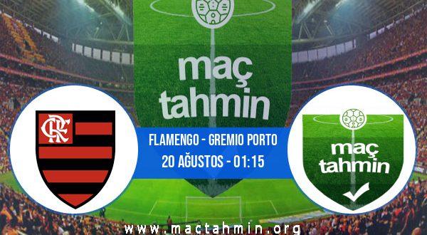 Flamengo - Gremio Porto İddaa Analizi ve Tahmini 20 Ağustos 2020