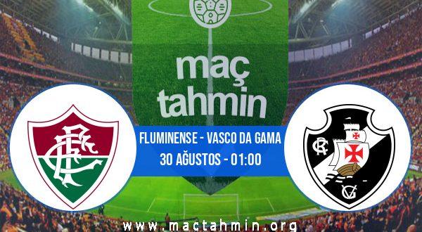 Fluminense - Vasco Da Gama İddaa Analizi ve Tahmini 30 Ağustos 2020