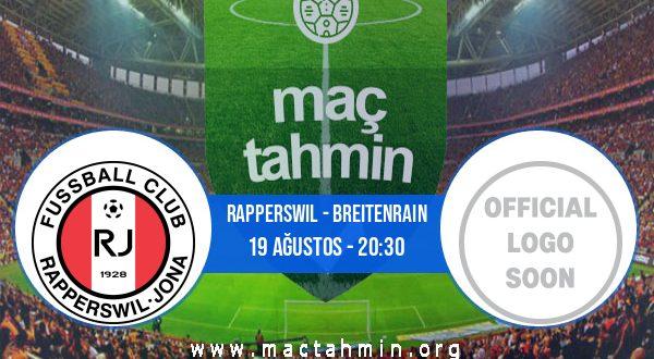 Rapperswil - Breitenrain İddaa Analizi ve Tahmini 19 Ağustos 2020