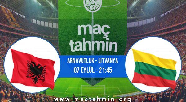 Arnavutluk - Litvanya İddaa Analizi ve Tahmini 07 Eylül 2020