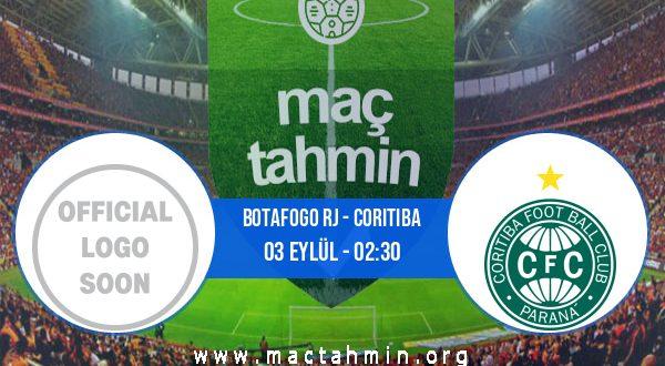 Botafogo RJ - Coritiba İddaa Analizi ve Tahmini 03 Eylül 2020