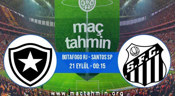 Botafogo RJ - Santos SP İddaa Analizi ve Tahmini 21 Eylül 2020