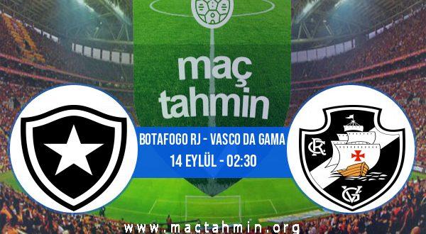 Botafogo RJ - Vasco Da Gama İddaa Analizi ve Tahmini 14 Eylül 2020