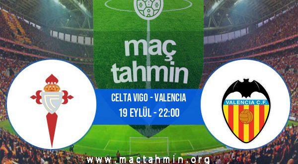 Celta Vigo - Valencia İddaa Analizi ve Tahmini 19 Eylül 2020