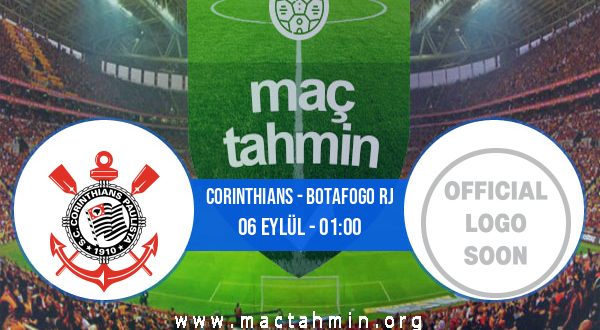 Corinthians - Botafogo RJ İddaa Analizi ve Tahmini 06 Eylül 2020