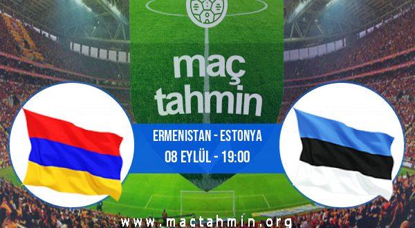 Ermenistan - Estonya İddaa Analizi ve Tahmini 08 Eylül 2020