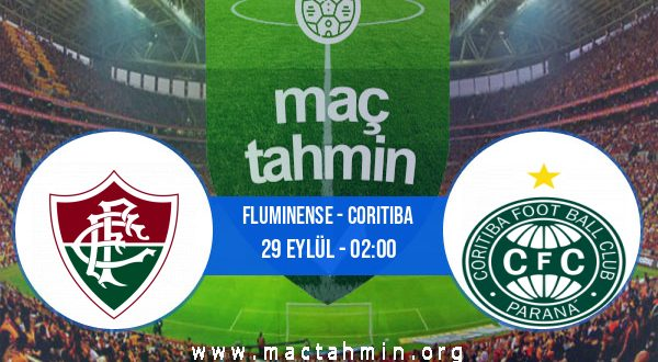 Fluminense - Coritiba İddaa Analizi ve Tahmini 29 Eylül 2020