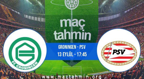 Groningen - PSV İddaa Analizi ve Tahmini 13 Eylül 2020