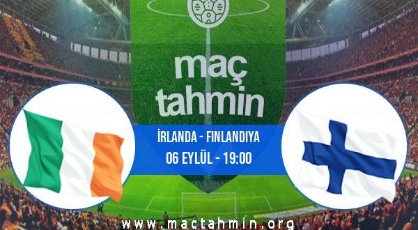 İrlanda - Finlandiya İddaa Analizi ve Tahmini 06 Eylül 2020