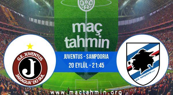 Juventus - Sampdoria İddaa Analizi ve Tahmini 20 Eylül 2020