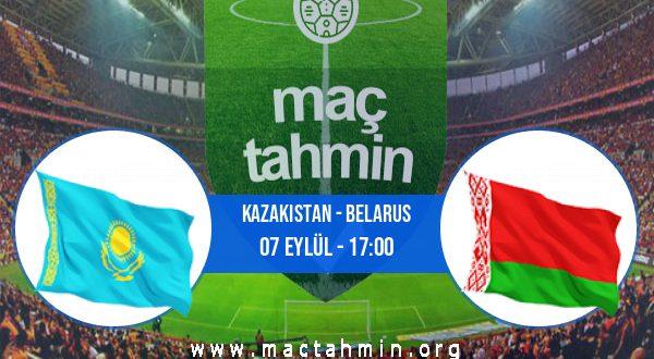 Kazakistan - Belarus İddaa Analizi ve Tahmini 07 Eylül 2020