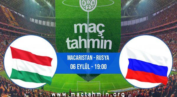 Macaristan - Rusya İddaa Analizi ve Tahmini 06 Eylül 2020