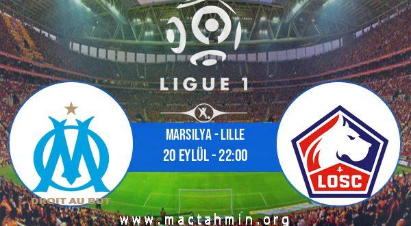 Marsilya - Lille İddaa Analizi ve Tahmini 20 Eylül 2020