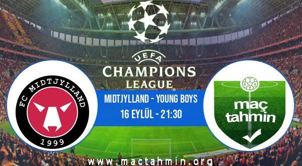 Midtjylland - Young Boys İddaa Analizi ve Tahmini 16 Eylül 2020