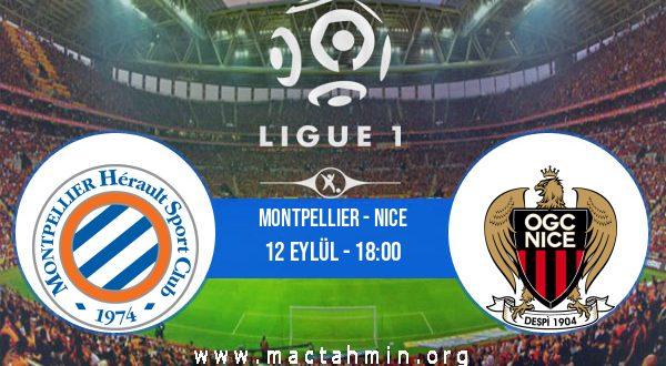 Montpellier - Nice İddaa Analizi ve Tahmini 12 Eylül 2020
