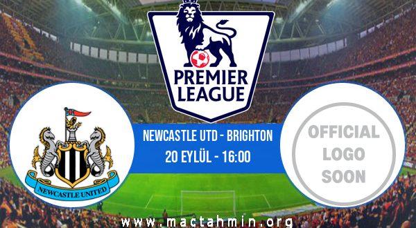 Newcastle Utd - Brighton İddaa Analizi ve Tahmini 20 Eylül 2020