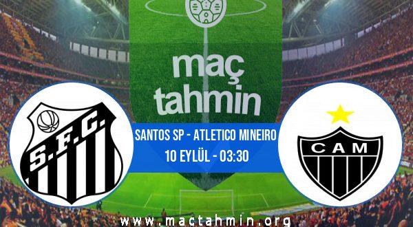 Santos SP - Atletico Mineiro İddaa Analizi ve Tahmini 10 Eylül 2020