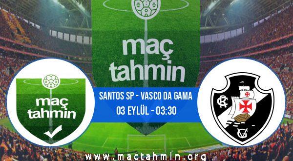 Santos SP - Vasco Da Gama İddaa Analizi ve Tahmini 03 Eylül 2020