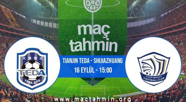 Tianjin Teda - Shijiazhuang İddaa Analizi ve Tahmini 16 Eylül 2020