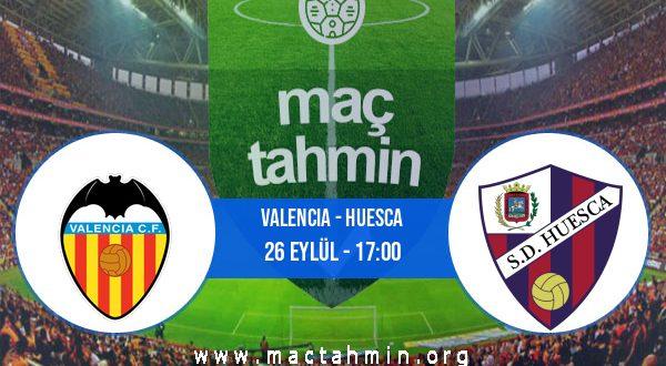Valencia - Huesca İddaa Analizi ve Tahmini 26 Eylül 2020