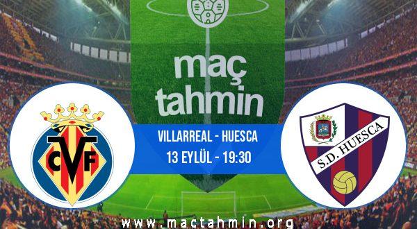 Villarreal - Huesca İddaa Analizi ve Tahmini 13 Eylül 2020