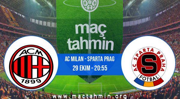 AC Milan - Sparta Prag İddaa Analizi ve Tahmini 29 Ekim 2020