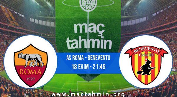 AS Roma - Benevento İddaa Analizi ve Tahmini 18 Ekim 2020