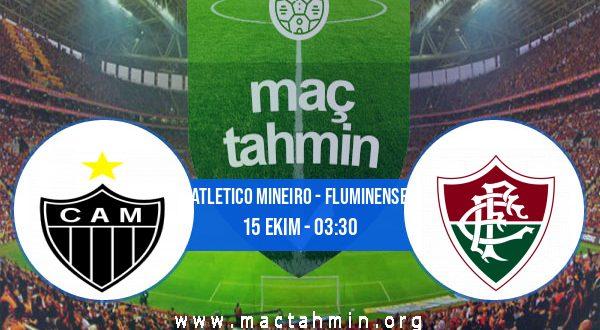 Atletico Mineiro - Fluminense İddaa Analizi ve Tahmini 15 Ekim 2020